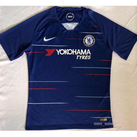 373f3e9728 Jersey Playera Chelsea 2018-2019 Local Envió Gratis