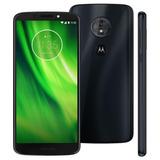 Motorola Moto G6 Play 32gb 5,7 Xt1922 - Deep Indigo + Fone