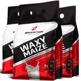 Kit 3x Waxy Mayze Pure 1 Kg - Body Action
