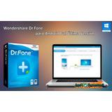 Dr Fone Iphone + Aplicaciones Android Toolkit . 42