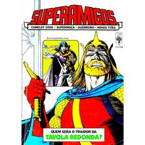 Superamigos + Herois Em Ação Abril Digital Completo
