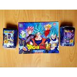 Álbum Dragon Ball Super Navarrete Y 50 Sobres Sellados Tazos