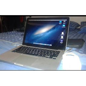 Laptop Macbook 13-inch, Pro Late Aluminium 2008 - Poco Uso