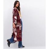 Kimono De Boa Qualidade Renner.