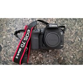 Canon 7d Mark Ii Somente Corpo Troco Por Iphone Xr