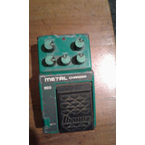 Pedal De Over Drive Ibanez Ms10 Metal Charger