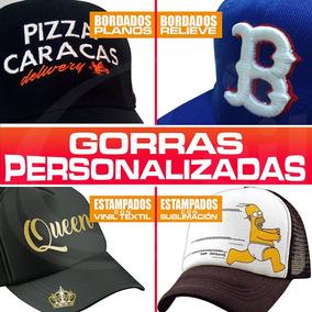 Gorras Personalizadas - Bordados Sublimación Vinil Textil 86ddb24b25a