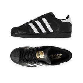 d67a5fa0c86 adidas Superstar Original Caminhada Style Tênis Masculino