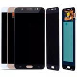Tela Display Lcd Galaxy J7 Metal J710 2016 J710mn Com Brilho