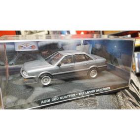 Miniatura Audi 200 Quattro 007 James Bond 1:43