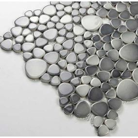 Mosaico De Vidrio Ideal Para Cocinas, Baños Y Piscinas!!!