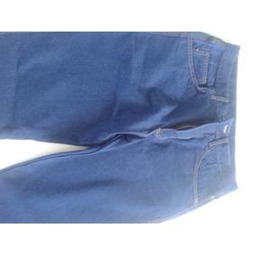 Pantalone Jeans De Seguridad Nuevo Talla 36 Para Dama