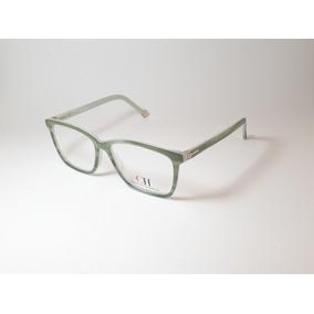 Oculos De Grau Feminino Carolina Ferraz - Óculos Verde no Mercado ... 535620803a