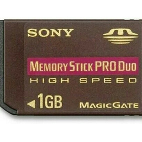 Tarjeta De Memoria Sandisk Pro Dúo De 1gb ($2)