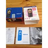 Caja Con Instructivos De Celular Nokia X1-00