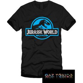 Playeras Jurassic World - Playeras Manga Corta de Hombre en Mercado ... 475fdd8c60673