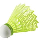 Peteca Badminton Iniciante Plástico Tubo 06 Unds