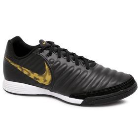 0de1c66cd9 Tenis Nike Futsal Tiempo Couro - Chuteiras Nike de Futsal para ...