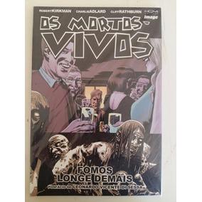 Os Mortos Vivos N° 13 Fomos Longe Demais - Ed. Hq Maniacs