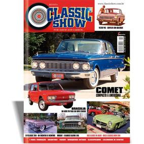 Revista Classic Show 99, Vw Brasilia, Comet, Araxá.