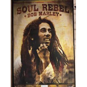 Cuadro De Bob Marley