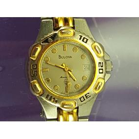 1616c71d0c9 Relogio Bulova Marine Star Feminino - Relógios no Mercado Livre Brasil