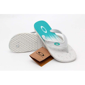 Chinelo Oakley Masculino Wave Point Leve d2593815261