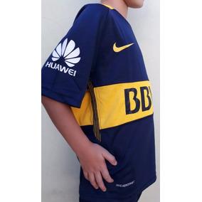 Conjunto Boca Juniors 2017 - Indumentaria en Mercado Libre Argentina e9110b3208a88