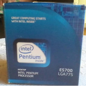 Procesador Intel Pentium Inside E5700 Lga775