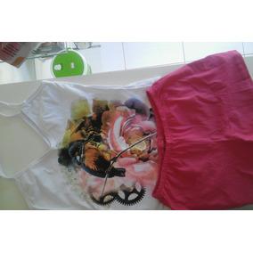Kit Com 17 Roupa De Dormir Feminina
