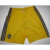 c240fc005f Calção Adidas Flamengo Amarelo - Esportes e Fitness no Mercado Livre ...