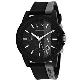 56a26ed7bb5 Relógio Clássico Homens Armani Troca Ax1331i