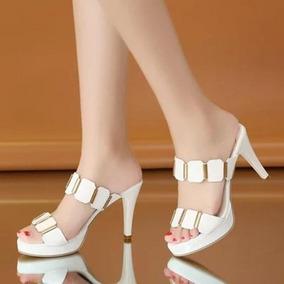 Tacones Mujer Plataformas Elegantes - Zapatos en Mercado Libre Colombia 890e78f02bf8