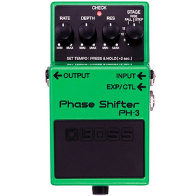 Pedal Boss Ph-3 Phase Shifter Ph3 Phaser Guitarra