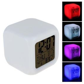 939ab663518 Relogio Digital De Mesa Luminoso - Relógios no Mercado Livre Brasil