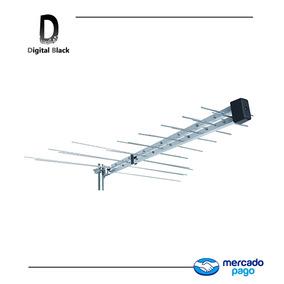Antena Exterior Isdb-t