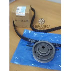 Correia Dentada E Tensor Motor Ap 1.6 1.8 2.0 Original Volks