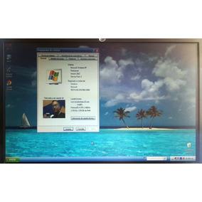 Pentium 4 Hp 1gb Ram Disco 40 Gb Xp Instalado