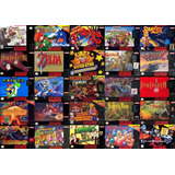 Kit Juegos Nes Snes N64 Gba Game Boy Color P/ Pc Y Android