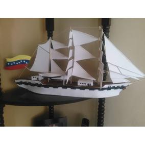 Buque Escuela Simon Bolivar, Modelismo Naval