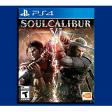 Soul Calibur Vi Ps4 E. Lanzamiento Español Disponible