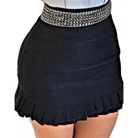 Kit Cliet Short Saia Feminina Curta Linda Babadinh + Body
