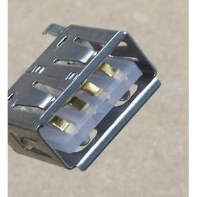 Conector Usb Pioneer, 10 Peças