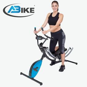 Ab Bike Cv Directo Ejercitador Abdominal Gimnasio Fitness