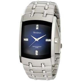Armitron 20/4507 Reloj De Brazalete De Acero Inoxidable Par