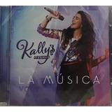 Cd Kallys Mashup La Musica Vol.2 Nuevo En Stock 2019