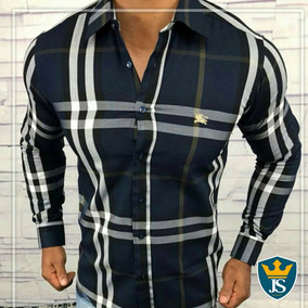 30de09a276d Camisa Social Xadrez Ogochi G 100% Algodão   - Camisa Masculino no ...