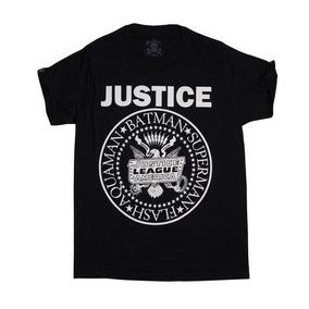 Playera Liga De La Justicia Original Dc Comics $230