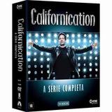 Dvd - Coleção Californication - A Série Completa - 14 Discos