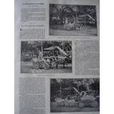 Reportaje Antiguo 1910 Fiesta Centenario En San Luis Potosi